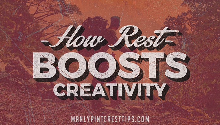 As creatives looking to become more productive, here are some steps we can take to boost our creativity using rest.